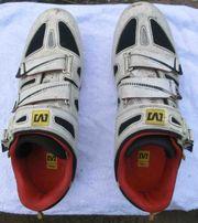 Mavic Rennrad-Carbon-Schuhe Größe 43 1