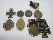Weltkrieg Militaria WK1 Orden eisernes