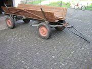 Ackerrolle Rungenwagen Ackerwagen Gummirolle Wagen