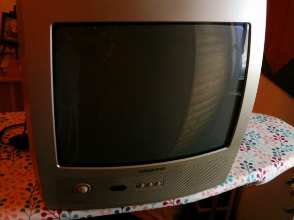 Grundig Davio 37 Röhren TV