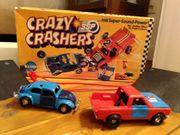 Original 70er Crazy Crashers von