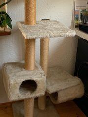 Katzen-Kratzbaum gebraucht