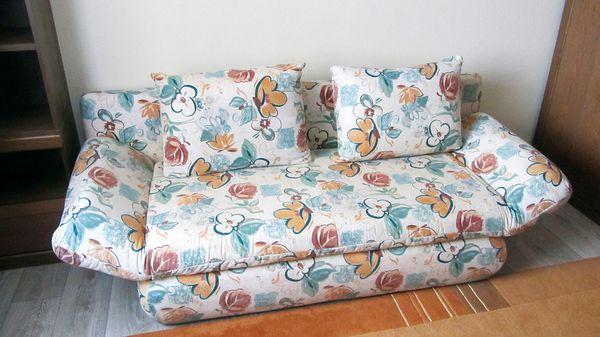 Sofa oder Bettcouch