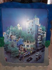2 grosse Wandbilder Kandinsky und