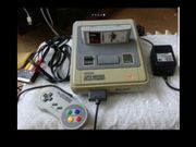 Super Nintendo mit FIFA 97