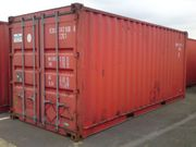 Seecontainer 20ft cargo-worthy 1400EUR
