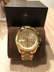 Michael Kors Damen-Armbanduhr Gold mit