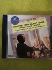 CD Beethoven Symphonie No 3