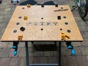 Werkbank Typ Wolfcraft