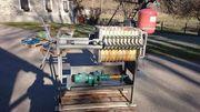 Filteranlage Kammerfilterpresse