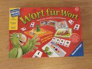 Kinderspiel Wort für Wort Ravensburger