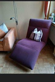 sehr schöne Liege Relaxliege Sessel