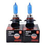 2x HB3 9005 Halogenlampen mit