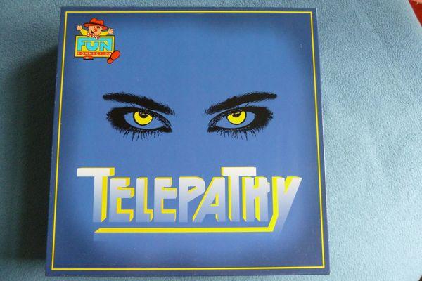 Telepathy Gesellschaftsspiel