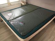Wasserbett von Kuss 200x220cm Softside-Rahmen