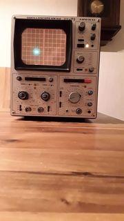 Oscilloscope HM 412 von Hameg