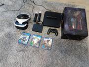 PS4 Slim Playstation VR Ink