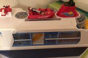 Playmobil Schiff wie neu kaum