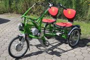 Fun2Go Dreirad Tandem von Van