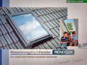Dachfenster Wohndachfester Vollkunststoffdachfenster Stahlkern Wärmedämmung