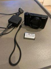Sony Cyber-Shot Kompaktkamera