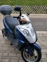 Motorroller 125 ccm Daelim Otello
