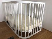 babybay Beistellbett und Kinderbett
