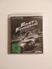 Fast Furious Showdown für Playstation