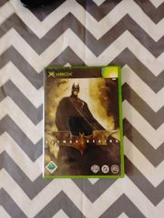 XBox Batman Begins Spiele Gaming