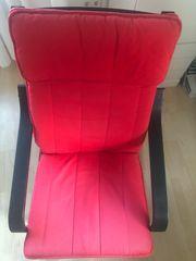 2 IKEA Poäng Schwingsessel Sessel