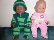 Baby Born Puppen hell und