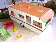 Playmobil Camping Wohnwagen