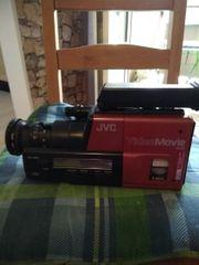 Alte Videokamera JVC