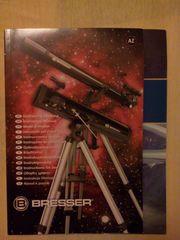Sternenteleskop von Bresser mit dekorativen