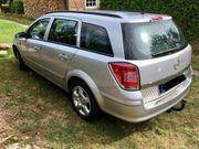 Opel Astra Caravan Kombi Anhängerkupplung