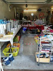 Privater Garagen- und Hofflohmarkt