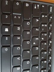 Lenovo Tastatur französisch