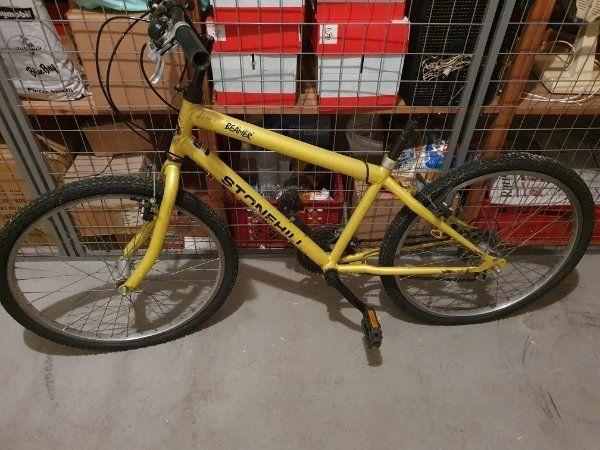 Verkaufe ein Kinder-jugend Fahrrad günstig