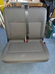 Beheizbare Sitzbank vorn Beifahrersitz