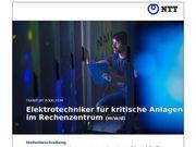 Elektrotechniker für kritische Anlagen im