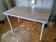 Schreibtisch 120 x 60cm Eiche