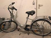 Oldschool E-Bike an Bastler