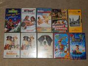 Videokassetten Kinderfilme Videofilme in VHS