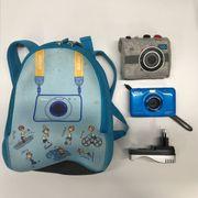 Nikon Coolpix S30 Unterwasserkamera