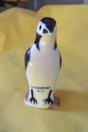 Seltener kleiner Sargadelos Pinguin