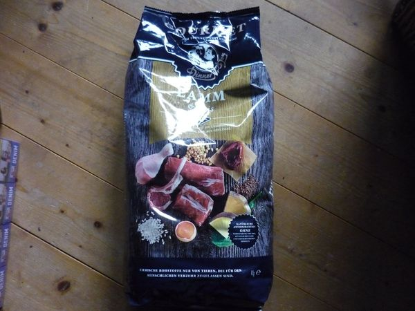 Futter für Hunde --neu--