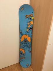 Burton Kinder Snowboard 130
