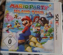 Nintendo 3DS Spiel: Mario Party Island Tour