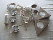 Küchenunterbaustrahler 60 Watt Halogen