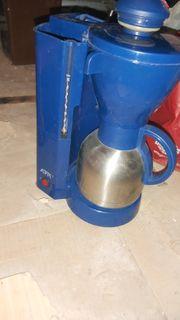 Kaffemaschine mit Thermoskanne